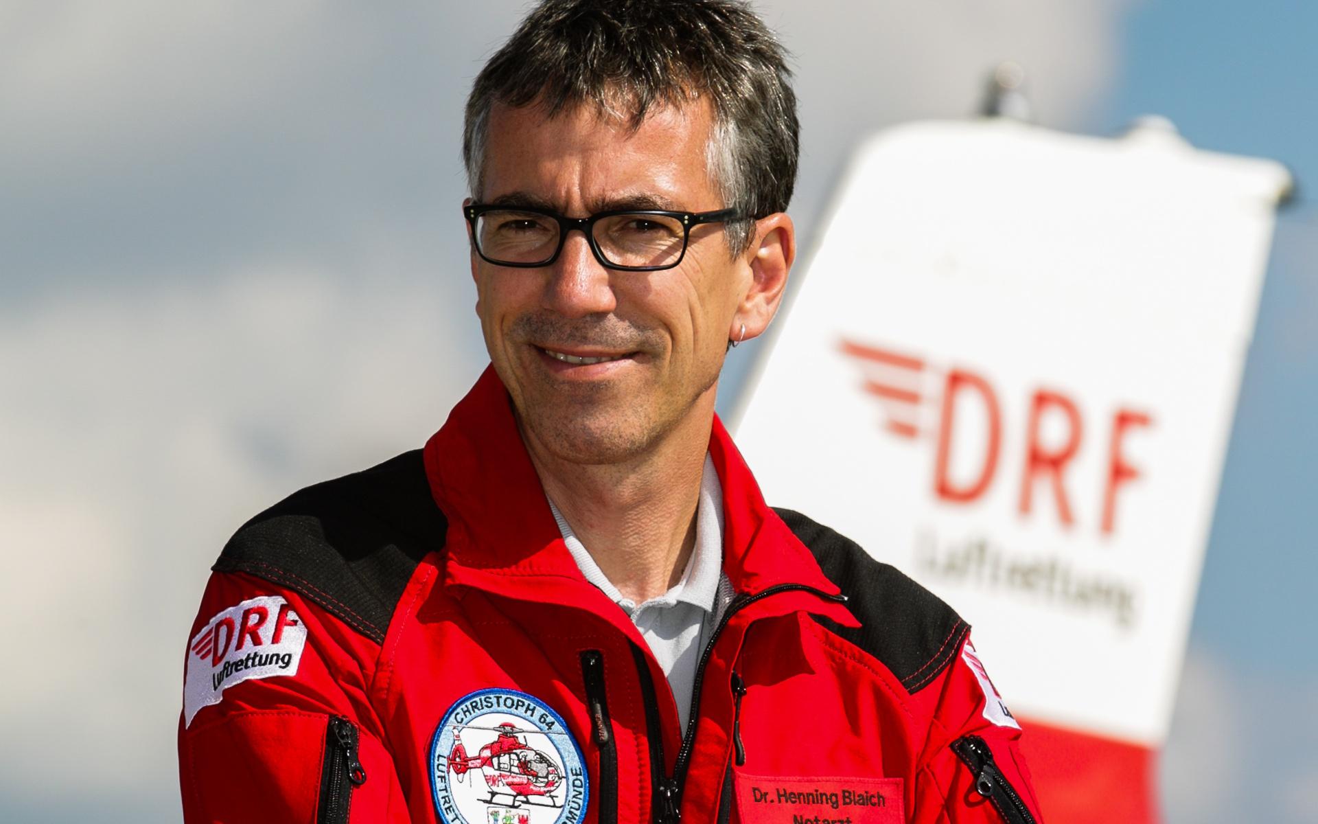 Dr. Henning Blaich erinnert sich noch gut an jenem Tag, an dem er und seine Kollegen zu einem schwerem Verkehrsunfall gerufen wurde.