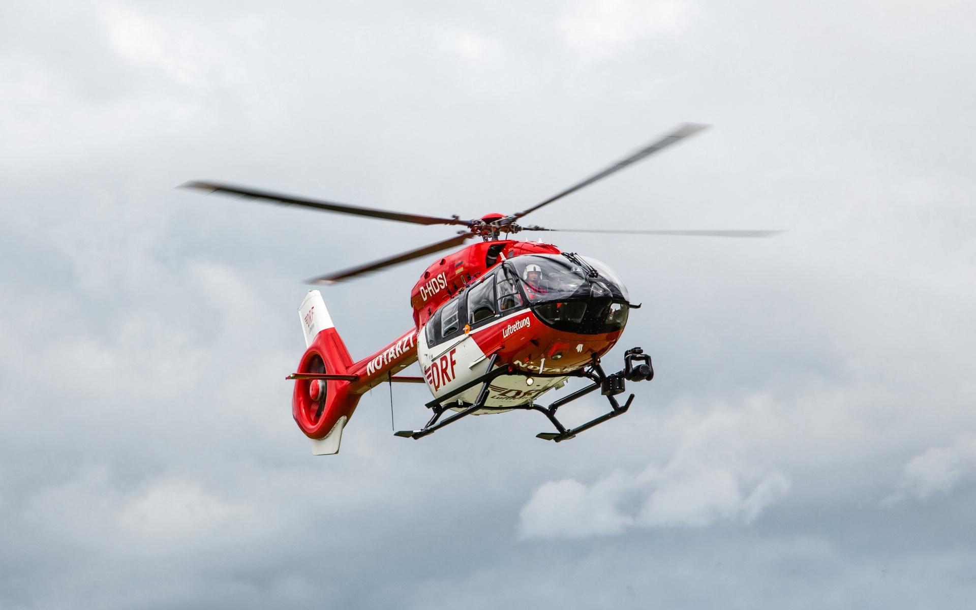 Ab April 2021 werden die Weidener Luftretter*innen mit einer H145 zu ihren lebensrettenden Einsätzen starten.