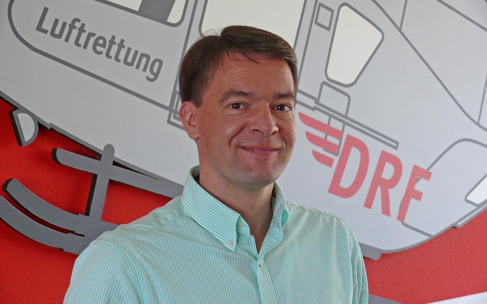 Jérôme Gehri, Fachbereichsleiter Besatzungsschulung.