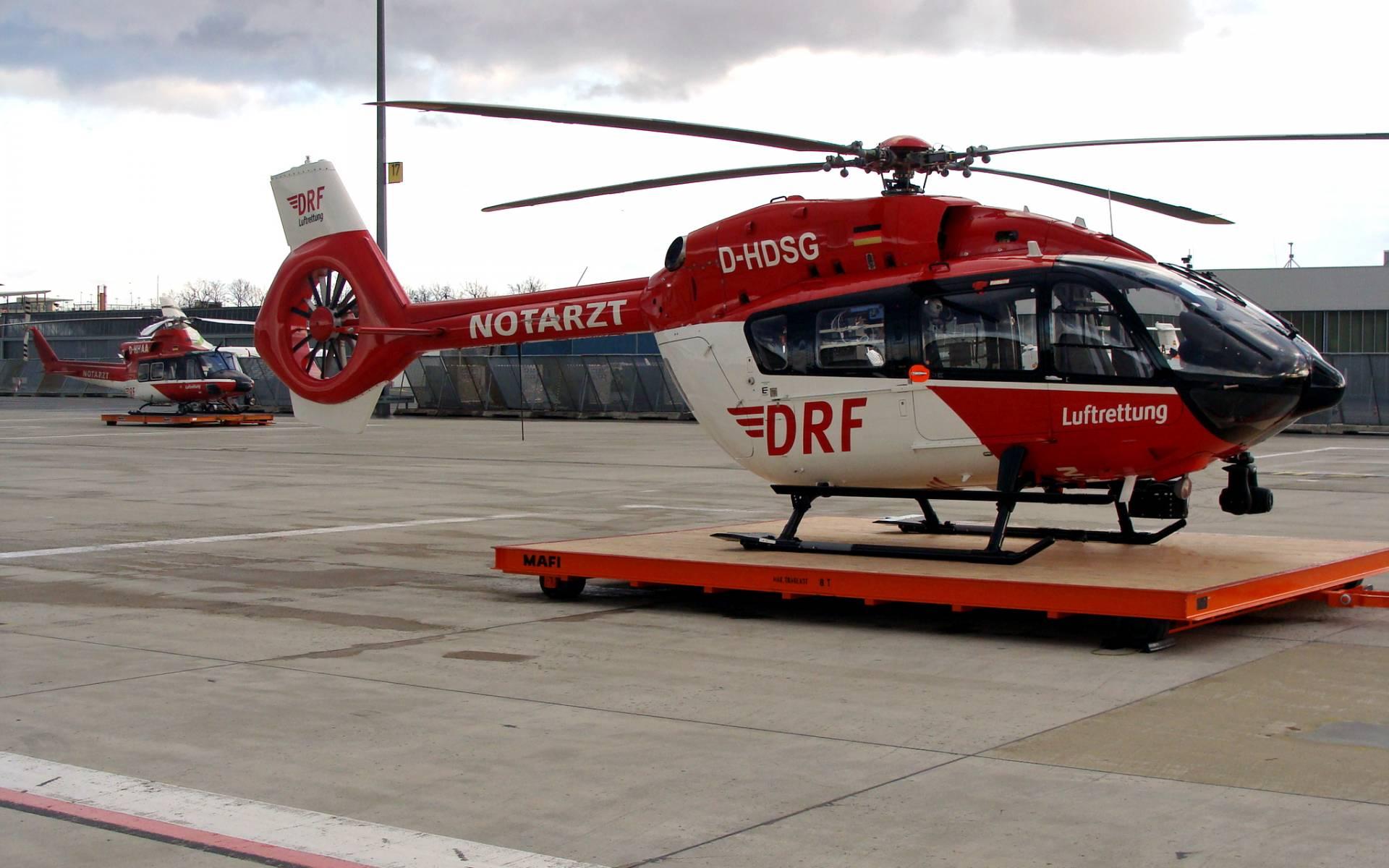 Nürnberg Hubschrauber