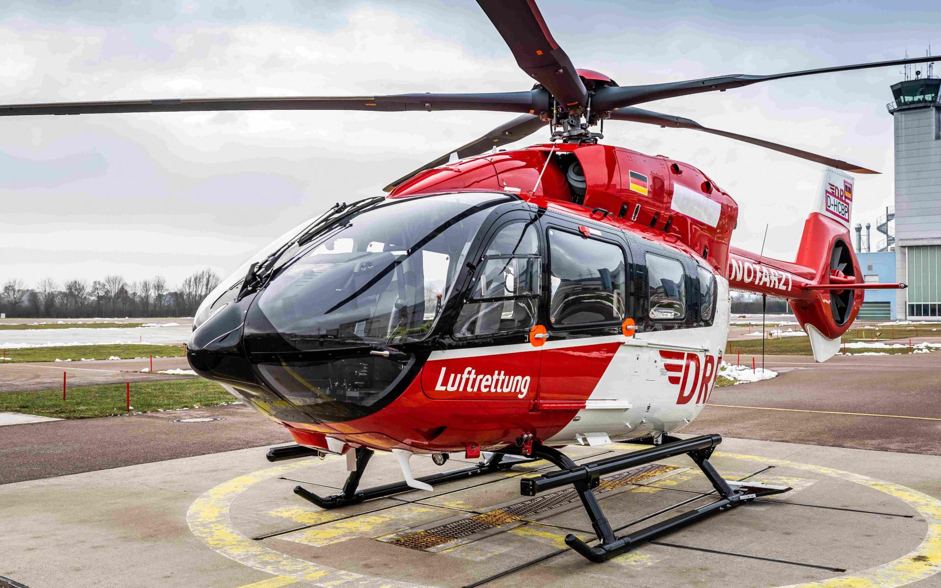 Die Übergabe fand noch kurz vor Weihnachten, am 23. Dezember 2020, am Hauptstandort der Hubschrauberproduktion von Airbus Deutschland in Donauwörth statt. (Quelle: Airbus Helicopters)