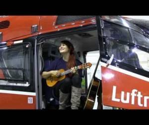 Embedded thumbnail for Konzert im Magdeburger Hangar der DRF Luftrettung
