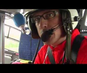 Embedded thumbnail for DRF Luftrettung - Notfallrettung in Dresden