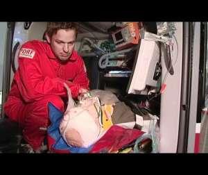 Embedded thumbnail for Medizinische Fortbildung der DRF Luftrettung