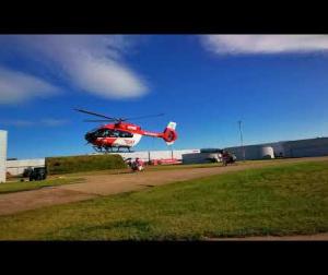 Embedded thumbnail for Willkommen neue H 135 und H 145! - Flottenerneuerung bei der DRF Luftrettung