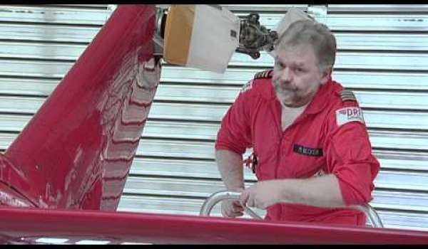 Embedded thumbnail for Morgendlicher Check des Hubschraubers BK 117
