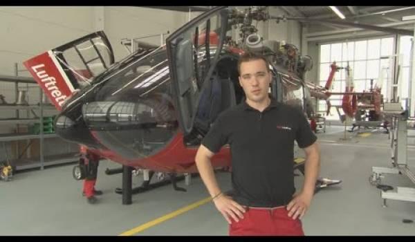 Embedded thumbnail for Ohne Avionik keine Luftrettung