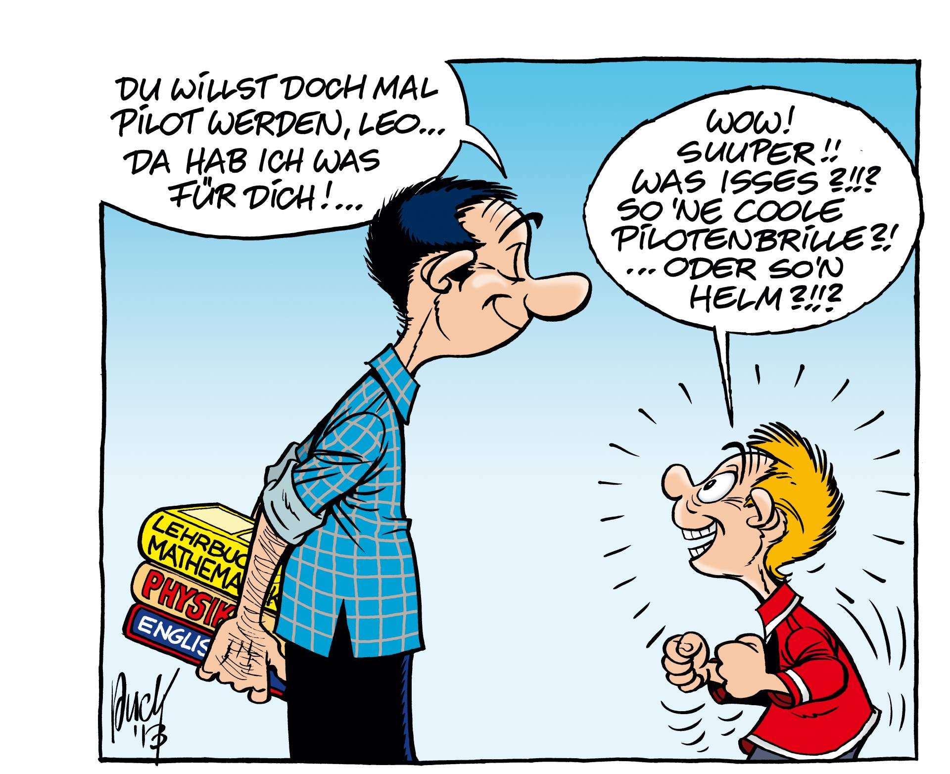 """mathe Ist Doof"