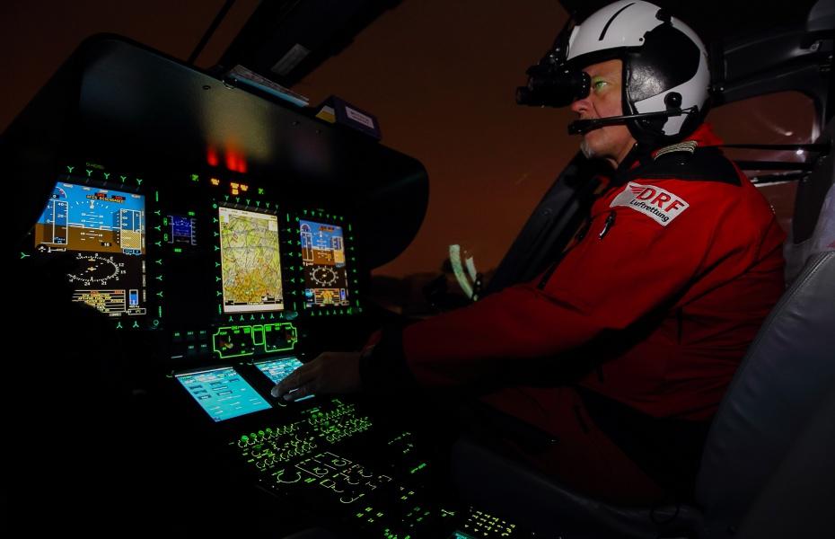 Ab Sonntag starten die Besatzungen in Villingen-Schwenningen auch in der Nacht zu ihren Einsätzen. Symbolbild.