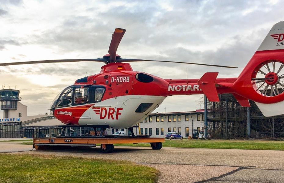 Seit November 2019 führt Christoph 53 Blutprodukte bei seinen Einsätzen mit.