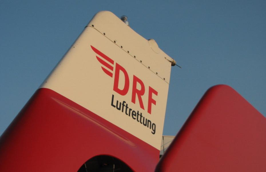 Der in Magdeburg stationierte Hubschrauber Christoph 36 der DRF Luftrettung wird häufig zu schweren Autobahnunfällen alarmiert. Symbolbild.
