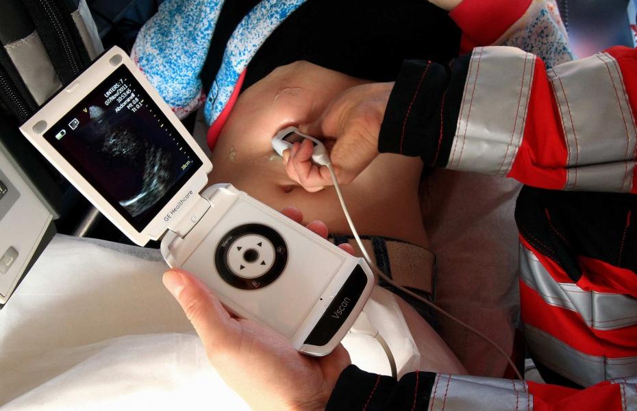 Die tragbaren Ultraschallsysteme im Handy-Format können einen großen Einfluss auf das Wohl unserer Patienten haben.