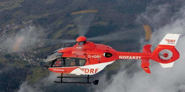 Insbesondere in ländlichen Gebieten kann die Luftrettung ein einsatztaktischer Mehrwert für Leitstellen sein.