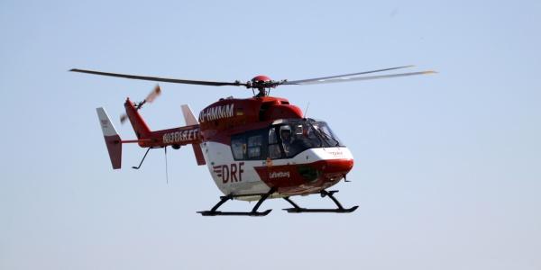 Schnelle Hilfe aus der Luft für einen Jungen mit schweren Verbrennungen: Christoph 51 war in Schorndorf im Einsatz. Symbolbild.