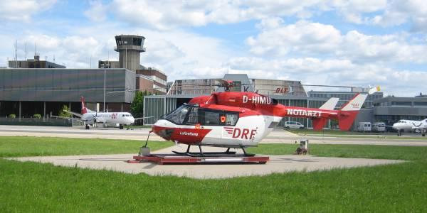 Seit 20 Jahren starten die Bremer Luftretter der DRF Luftrettung zu oft lebensrettenden Einsätzen (Symbolbild)