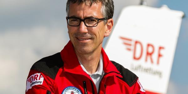 Dr. Henning Blaich sieht einen erheblichen Mehrwert beim gemeinsamen von Ärzten und Notfallsanitätern.