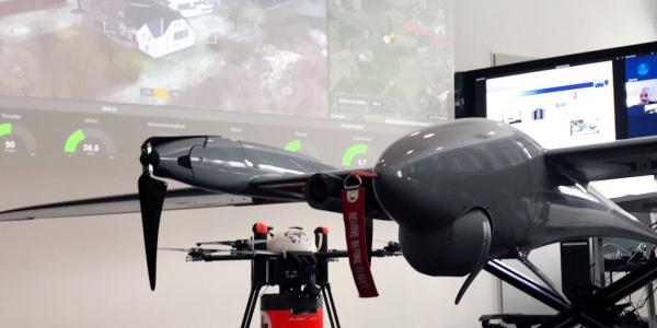 Die DRF Luftrettung lud zum Expertenaustausch über den Einsatz von unbemannten Luftfahrzeugen (UAV) in der Notfallrettung