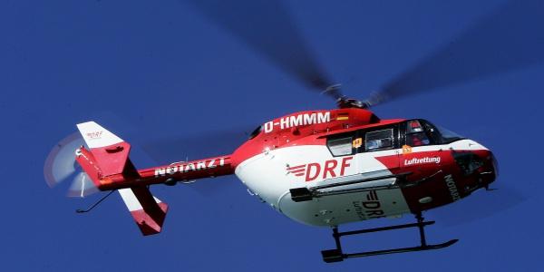 Den 1.000. Einsatz des Jahres führte Christoph 51 der DRF Luftrettung  nach Ravensburg. (Symbolbild)