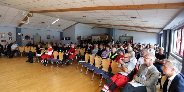 Christoph 60-Tag der DRF Luftrettung in Suhl