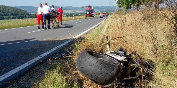 Viele Motorradfahrer kosten die letzten schönen Tage des Jahres für Touren aus. Für manche endet die Ausfahrt jedoch tragisch.