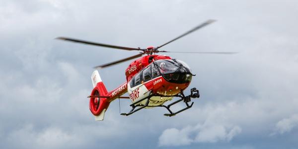 Am 01. Juli nimmt DRF Luftrettung an der Station Villingen-Schwenningen einen Hubschrauber des Typs H 145 in Betrieb. (Symbolbild)