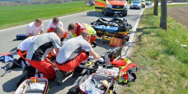 Die optimale Versorgung verletzter Patienten stand im Zentrum des 2. Christoph 41/51-Tags. Symbolbild.